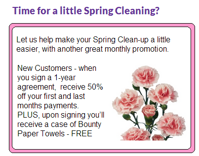 June Office Cleaning Special Morristown